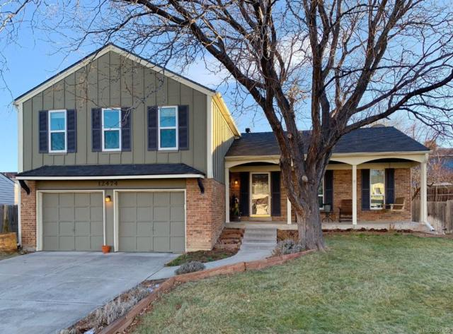 12474 W Saratoga Avenue, Morrison, CO 80465 (#3319342) :: Berkshire Hathaway Elevated Living Real Estate