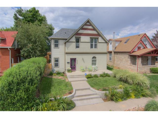 2329 King Street, Denver, CO 80211 (MLS #3319610) :: 8z Real Estate