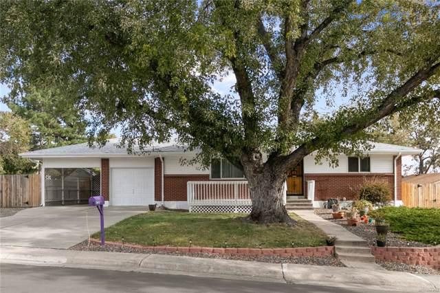11524 W Briarwood Drive, Lakewood, CO 80226 (MLS #3320009) :: 8z Real Estate