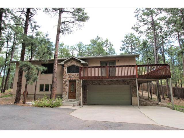 1325 Spring Valley Drive, Colorado Springs, CO 80921 (MLS #3320205) :: 8z Real Estate