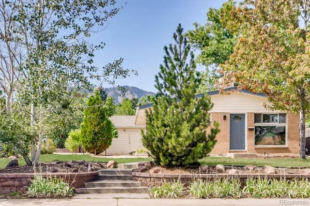 765 S 46th Street, Boulder, CO 80305 (MLS #3320483) :: The Sam Biller Home Team