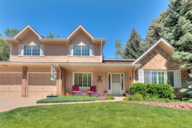 5587 S Hillside Street, Greenwood Village, CO 80111 (#3320532) :: The City and Mountains Group