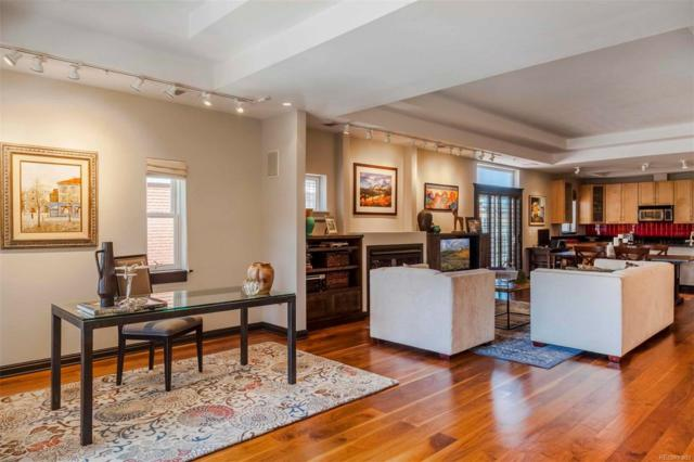 1352 N Pennsylvania Street #3, Denver, CO 80203 (#3320651) :: The Healey Group