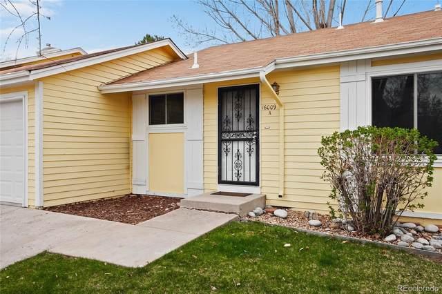 16009 E Radcliff Place A, Aurora, CO 80015 (MLS #3320919) :: 8z Real Estate