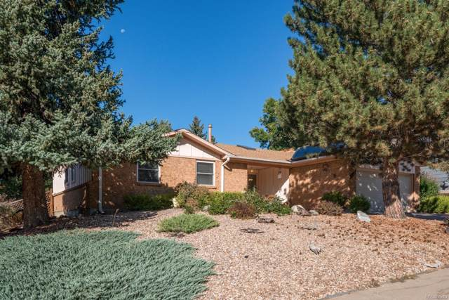 2439 S Holland Court, Lakewood, CO 80227 (#3321067) :: Bring Home Denver with Keller Williams Downtown Realty LLC