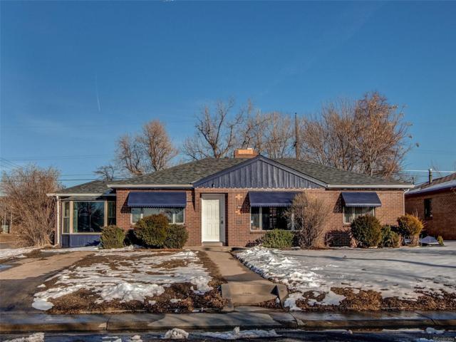 2890 Magnolia Street, Denver, CO 80207 (MLS #3321287) :: 8z Real Estate