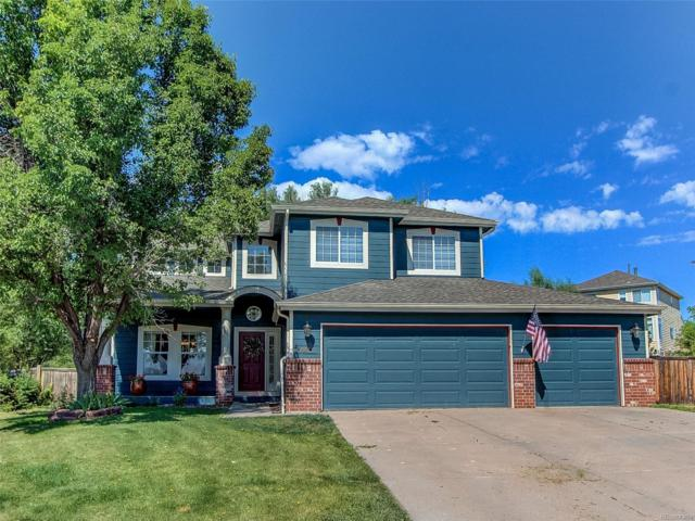 9971 Willowstone Place, Parker, CO 80134 (#3321357) :: The Healey Group