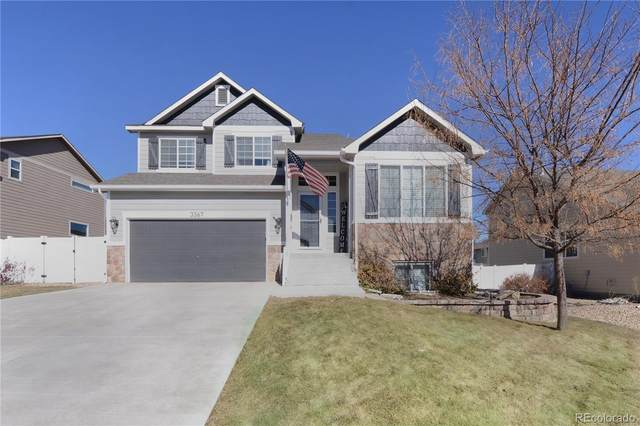 3367 Butternut Lane, Johnstown, CO 80534 (#3321678) :: Bring Home Denver with Keller Williams Downtown Realty LLC