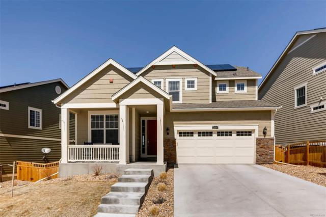 2579 Ambience Lane, Castle Rock, CO 80109 (#3322638) :: Sellstate Realty Pros