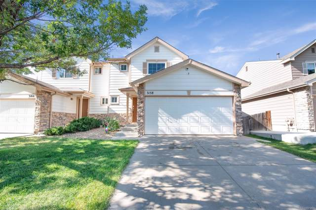 3158 E 106th Place, Northglenn, CO 80233 (#3322853) :: HergGroup Denver