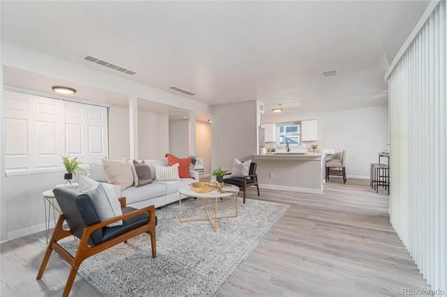 7255 S Xenia Circle C, Centennial, CO 80112 (#3323075) :: Wisdom Real Estate