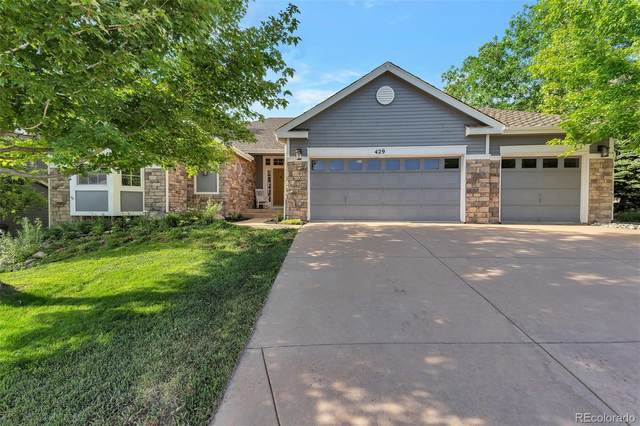 429 Shoreham Circle, Castle Pines, CO 80108 (#3323221) :: Berkshire Hathaway Elevated Living Real Estate