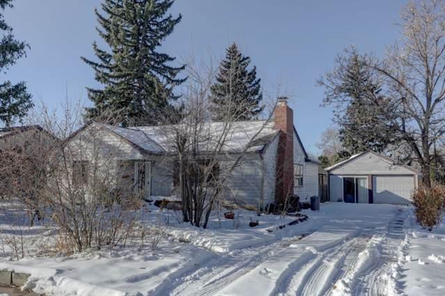 5341 S Cedar Street, Littleton, CO 80120 (#3323237) :: The Heyl Group at Keller Williams