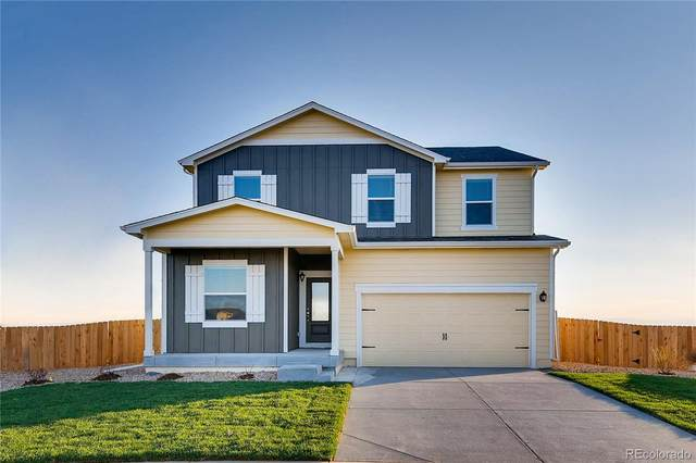 7005 Shavano Circle, Frederick, CO 80504 (MLS #3323911) :: 8z Real Estate