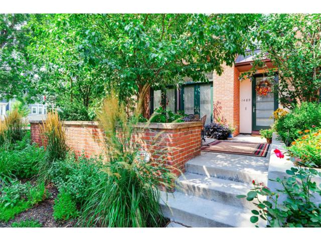 1489 S Clarkson Street, Denver, CO 80210 (MLS #3323982) :: 8z Real Estate
