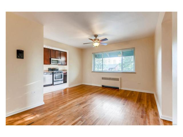 2100 N Franklin Street #8, Denver, CO 80205 (MLS #3324375) :: 8z Real Estate