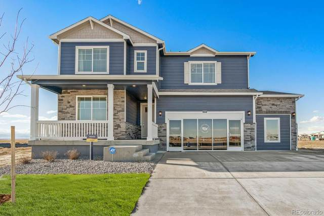 17369 Red Cosmos Point, Parker, CO 80134 (#3324459) :: The HomeSmiths Team - Keller Williams