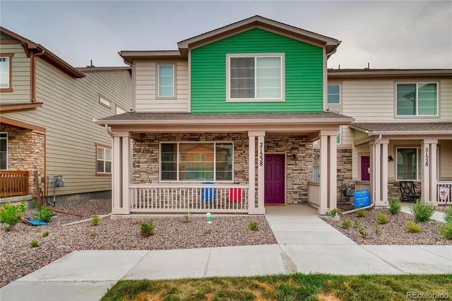 21538 E 59th Place, Aurora, CO 80019 (MLS #3324591) :: Clare Day with Keller Williams Advantage Realty LLC