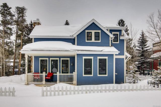 308 N French Street, Breckenridge, CO 80424 (MLS #3324734) :: Bliss Realty Group