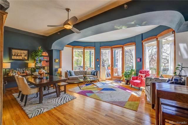 3249 W Fairview Place #113, Denver, CO 80211 (#3324805) :: Venterra Real Estate LLC