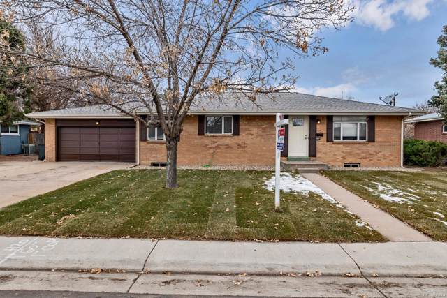 6669 S Pennsylvania Street, Centennial, CO 80121 (#3324862) :: Bring Home Denver with Keller Williams Downtown Realty LLC