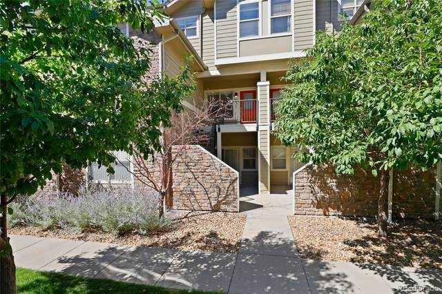 5800 Tower Road #408, Denver, CO 80249 (MLS #3324966) :: Neuhaus Real Estate, Inc.
