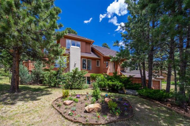 31447 Banff Court, Evergreen, CO 80439 (#3325418) :: Compass Colorado Realty