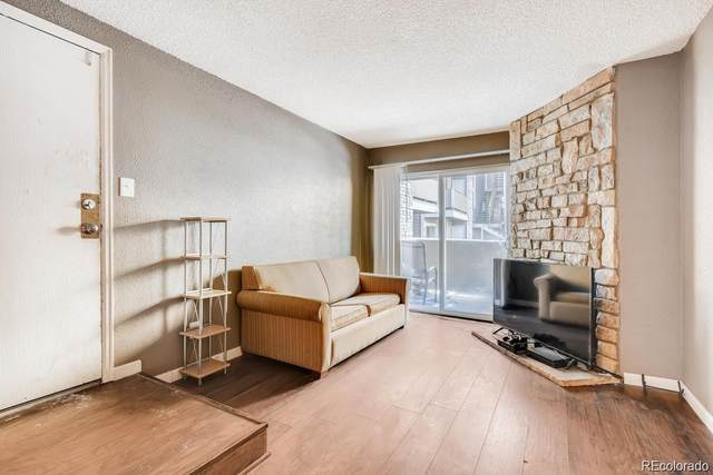 2929 W Floyd Avenue #205, Denver, CO 80236 (#3325455) :: Berkshire Hathaway HomeServices Innovative Real Estate