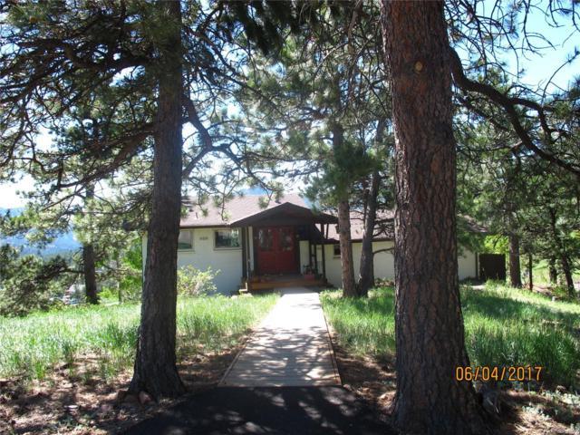 11923 Hillcrest Road, Golden, CO 80403 (MLS #3325467) :: 8z Real Estate