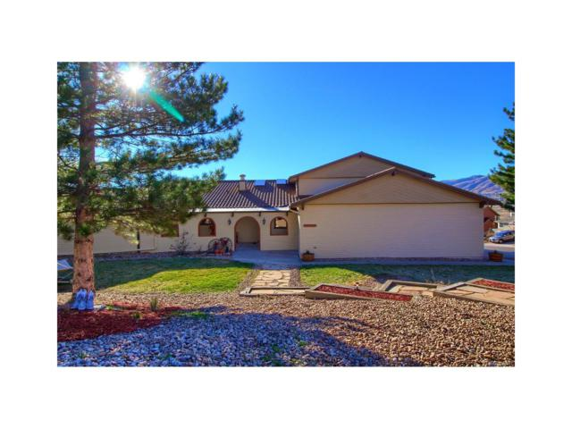 17400 Rimrock Drive, Golden, CO 80401 (#3325660) :: The City and Mountains Group