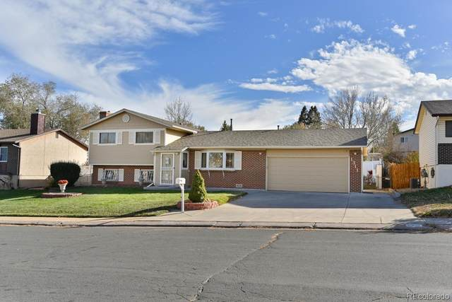 1311 Shenandoah Drive, Colorado Springs, CO 80910 (MLS #3325698) :: Neuhaus Real Estate, Inc.