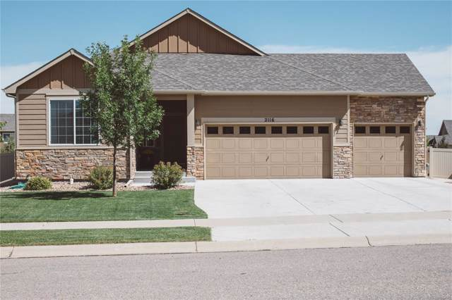 2116 Talon Parkway, Greeley, CO 80634 (#3326135) :: The DeGrood Team