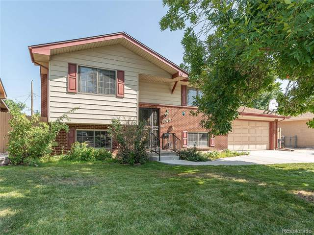 1376 S Drew Way, Lakewood, CO 80232 (#3326153) :: iHomes Colorado