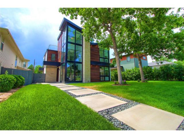 1585 S Fillmore Street, Denver, CO 80210 (#3326335) :: Thrive Real Estate Group