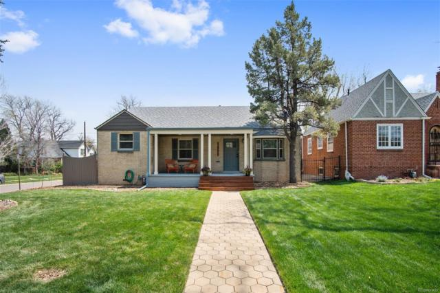 1560 Newport Street, Denver, CO 80220 (#3326895) :: The Pete Cook Home Group