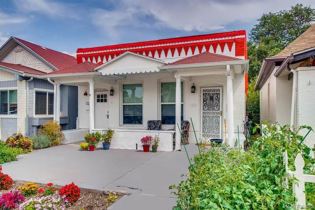 324 S Logan Street, Denver, CO 80209 (#3327008) :: Chateaux Realty Group