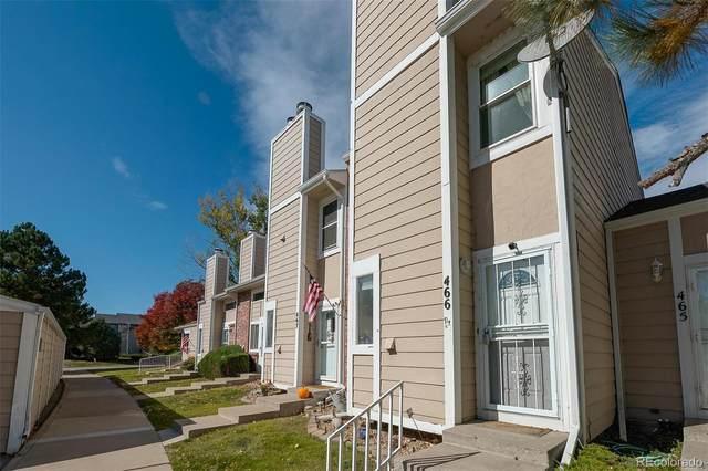 8106 Gray Court #466, Arvada, CO 80003 (#3327252) :: Briggs American Properties