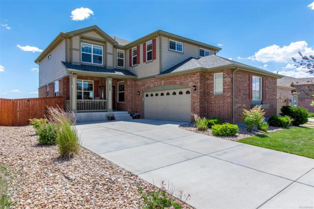 5428 S Elk Way, Aurora, CO 80016 (#3327414) :: Structure CO Group