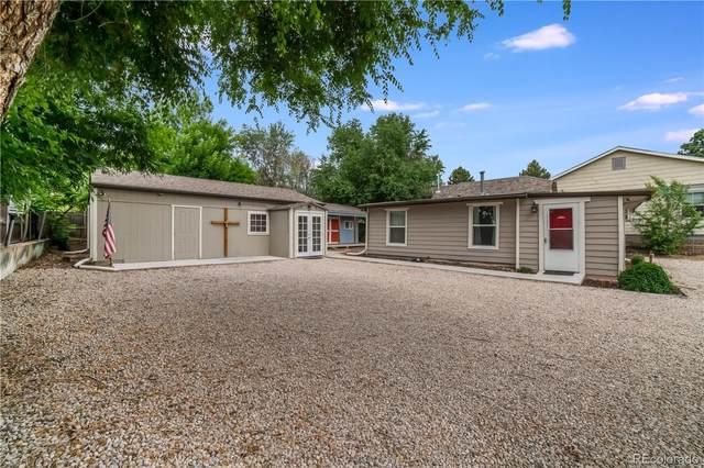 1679 Robb Street, Lakewood, CO 80215 (MLS #3327508) :: 8z Real Estate
