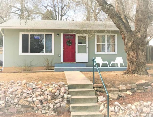 2904 Parker Street, Colorado Springs, CO 80907 (MLS #3327586) :: Kittle Real Estate