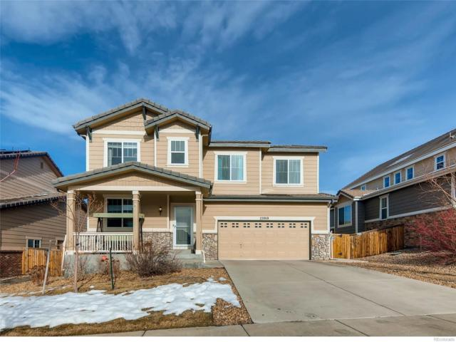 23919 E Dorado Place, Aurora, CO 80016 (#3327629) :: The Griffith Home Team