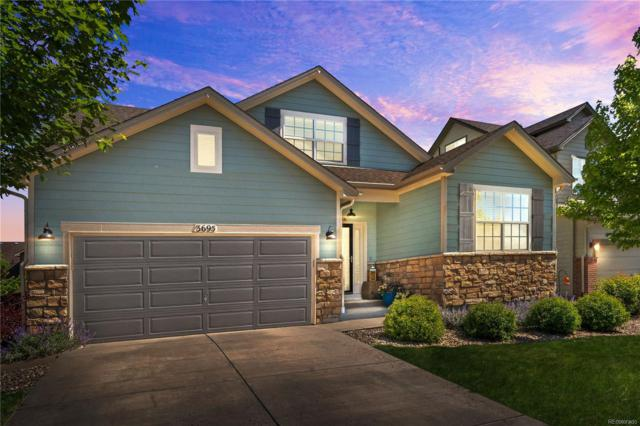 3695 Desert Ridge Circle, Castle Rock, CO 80108 (#3327716) :: 5281 Exclusive Homes Realty