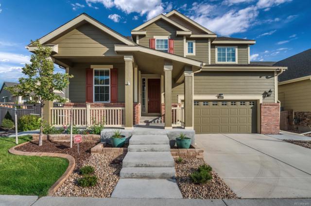 2679 Leafdale Circle, Castle Rock, CO 80109 (#3327854) :: The Peak Properties Group
