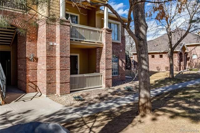 1672 W Canal Circle #417, Littleton, CO 80120 (MLS #3328157) :: 8z Real Estate