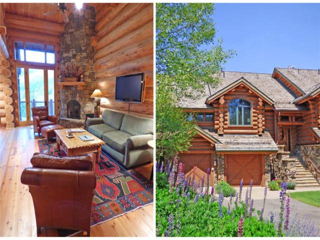 108 Tristant Drive, Mountain Village, CO 81435 (MLS #3328453) :: 8z Real Estate