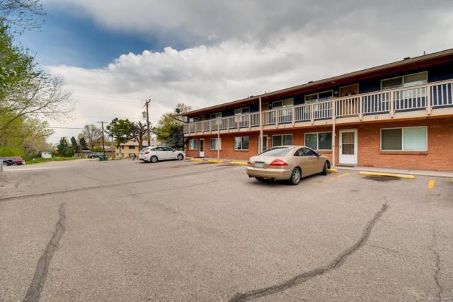 1143 Lamar Street #2, Lakewood, CO 80214 (#3328529) :: The DeGrood Team