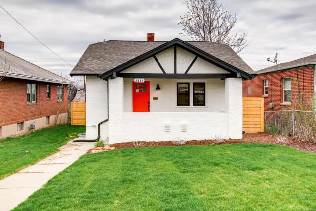 3335 Adams Street, Denver, CO 80205 (#3328926) :: House Hunters Colorado