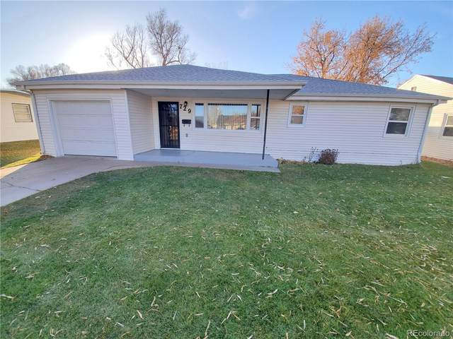 729 Diana Street, Fort Morgan, CO 80701 (#3329112) :: The DeGrood Team