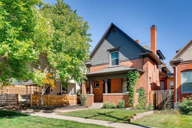 2446 Irving Street, Denver, CO 80211 (#3329296) :: Real Estate Professionals
