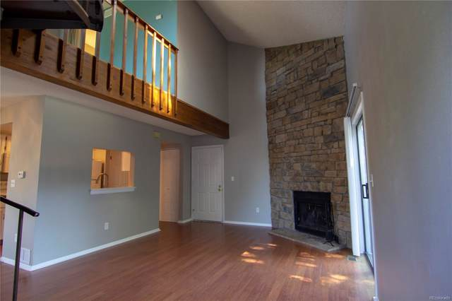 4321 S Andes Way #103, Aurora, CO 80015 (MLS #3329720) :: Bliss Realty Group